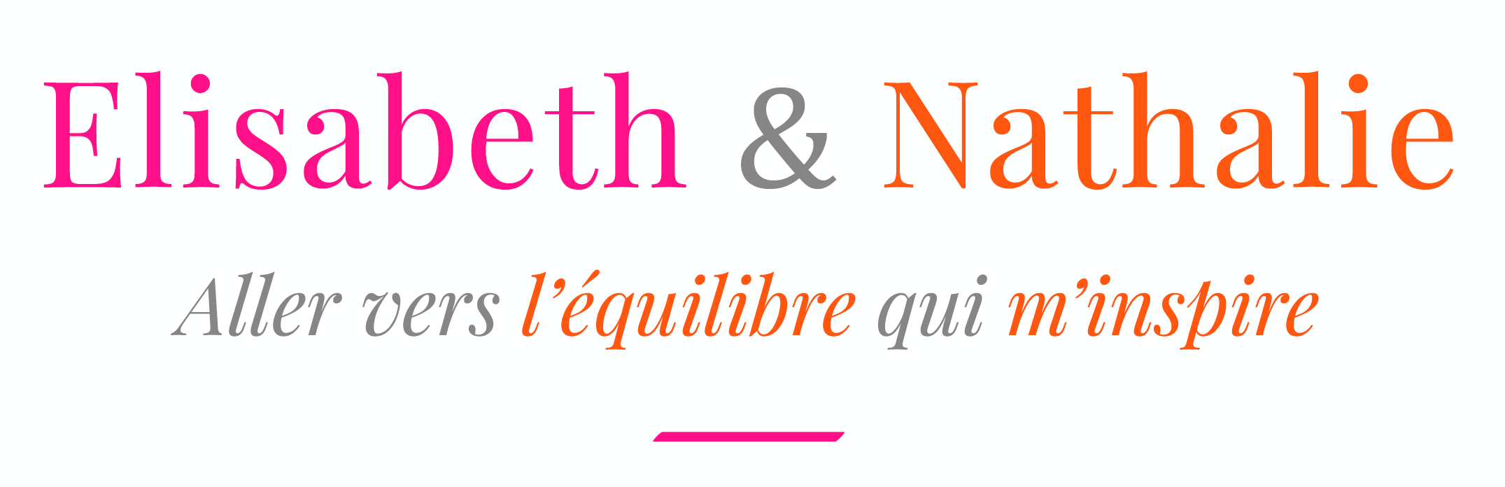Elisabeth & Nathalie